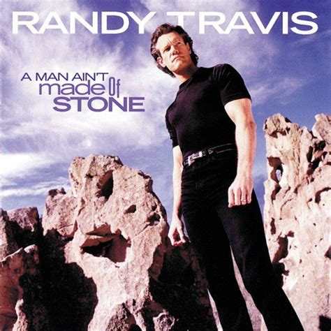Cd Randy Travis 13 mile goodbye album version song by randy travis from a ain t made of