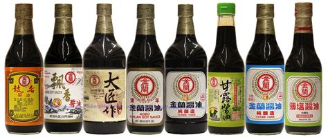 Diskon Wan Ja Shan Premium Aged Soy Sauce Kecap 200 Ml the complete guide to soy suaces