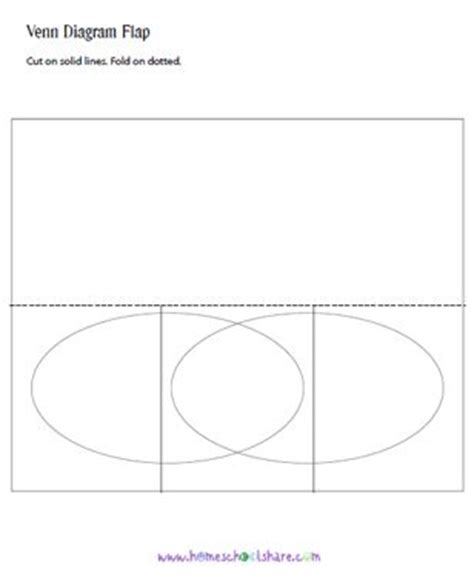 venn diagram foldable printable homeschool make your and student centered resources on