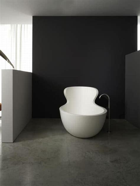 vasca da bagno in resina vasca da bagno ergonomica in resina titanica idfdesign
