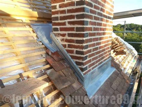 etancheite toiture cheminee chemin 233 e zinc
