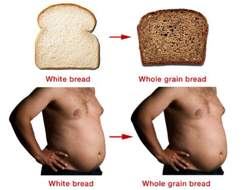 whole grains vs white new whole grain studies as misleading as research