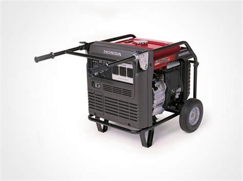 Genset Generator Set Honda Inverter Eu 65is 5000 Watt em50is honda generator inverter type generators generators el sayad trading misr