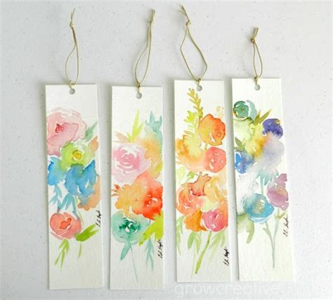 painting for designs to spark your creativity books 25 best ideas about creative bookmarks on