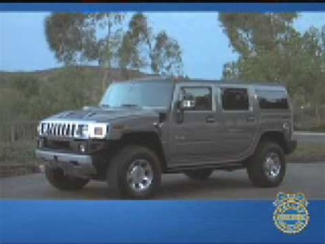 blue book used cars values 2006 hummer h2 suv navigation system 2009 hummer h2 review kelley blue book youtube