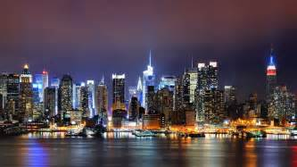ny lights pictures american building wallpaper