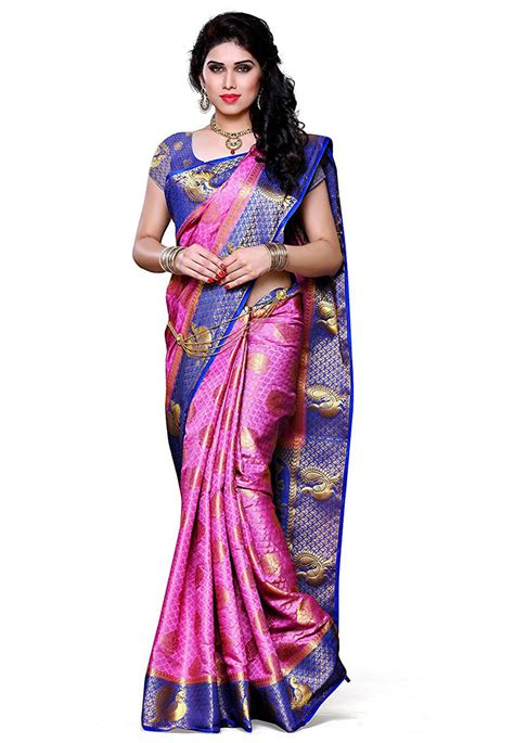 Simple Party Wear Sarees With Price
