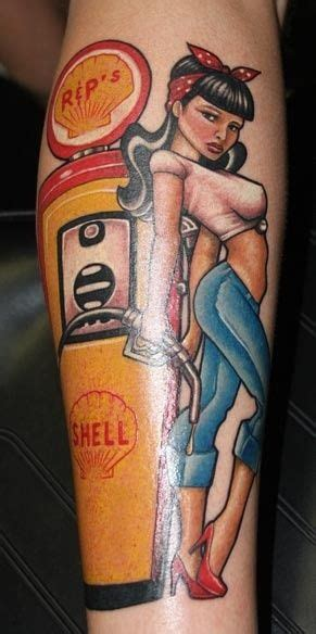 pin up tattoo for men 16 best images about pin up on