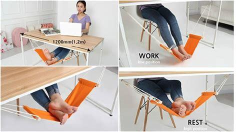 desk hammock diy foot hammock how to instructions