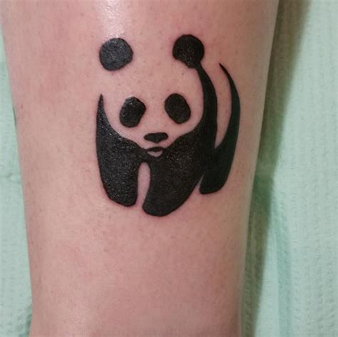 blue panda tattoo instagram 25 perfectly cute panda tattoos tattooblend