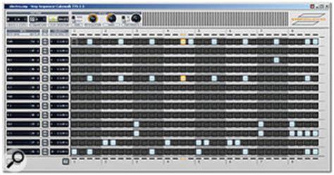 midi drum pattern library creating a rhythm track in sonar