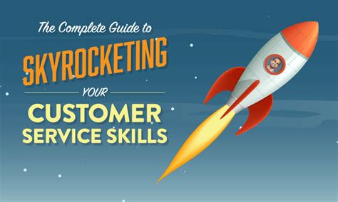 the complete guide to skyrocketing your customer service skills when i work