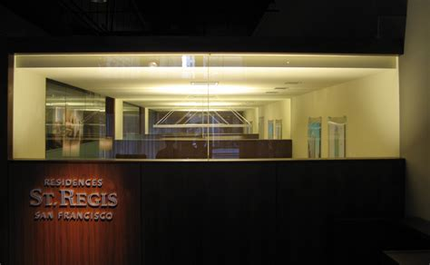 Regis Office by St Regis Sales Office Melander Architects Inc