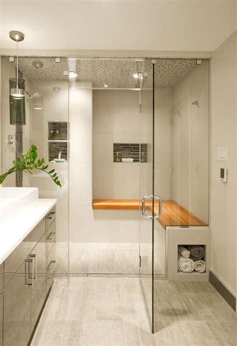 bathroom steam shower 17 best ideas about shower seat on shower