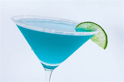 blue cocktails blue margarita cocktail recipe cocktails