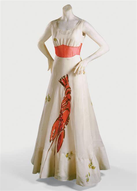 the dress schiaparelli x dal 237 the vintage spectator