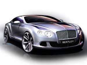 Continental Bentley Bentley Continental Gt 2010 Supercar Sketches