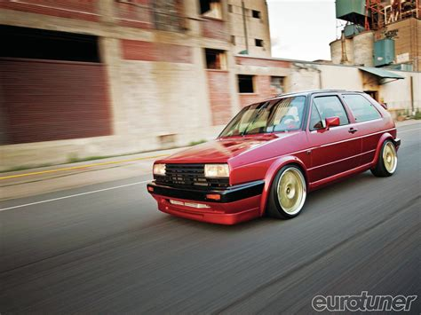 volkswagen golf 1986 1986 volkswagen golf gti the big cheese eurotuner magazine