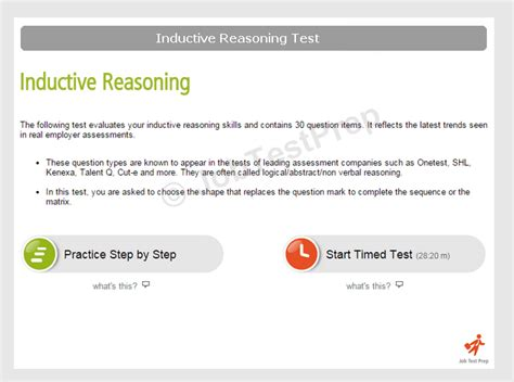 logical reasoning test practice exles explanations