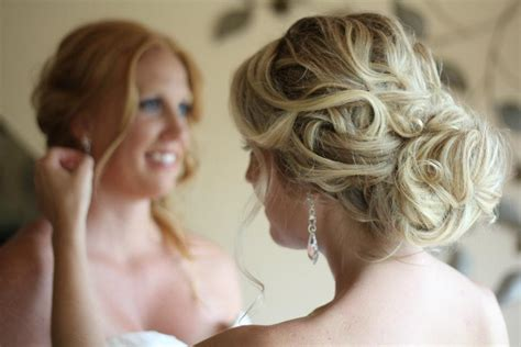 Wedding Hair Updo Soft bridal updos soft waves wedding hairstyles 3
