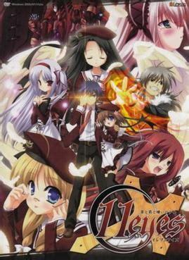 film anime genre action romance 11eyes tsumi to batsu to aganai no shōjo wikipedia