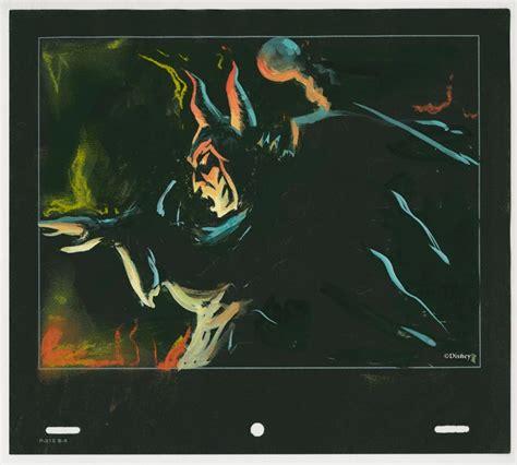 Walt Disney Launch New Digital Entertainment Portal Also Known As A Website by Walt Disney Presents Pre Production Artwork Of Maleficent
