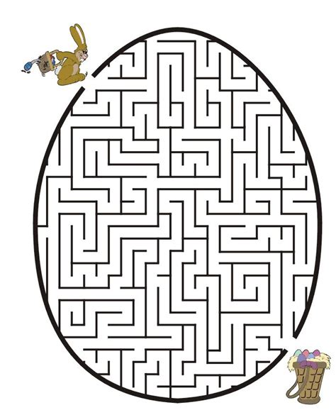 printable easter egg puzzle marchcraftycrafter