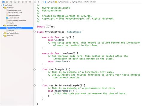 tutorial xcode unit test iphone xcode unit testing stack overflow