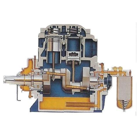 Ac Section by Refrigeration Inside Refrigeration Compressor
