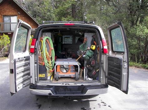 Ford Truck Bed Repair Panels The Benefits Of A Work Van Thisiscarpentry