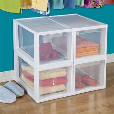 sterilite 2360 medium modular drawer sterilite medium tall white modular drawer walmart canada