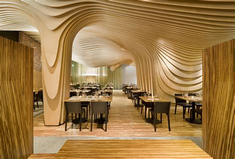Rhythm And Repetition Tharri15blog Restaurant Interior Design