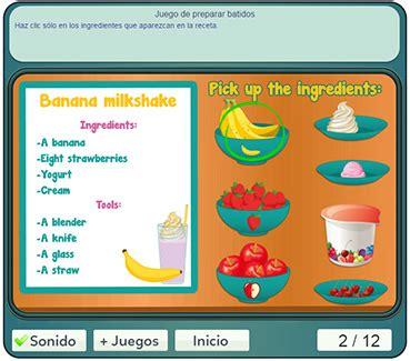 juegos para cocinar en espa ol juegos de cocina mundo primaria