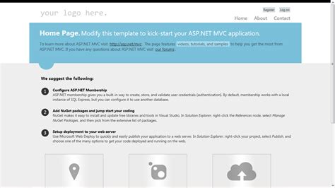 templates for asp net web application gunnar peipman s asp net blog asp net mvc 4 new