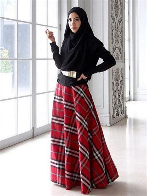 stayle baju masakini 18 model baju masa kini untuk wanita fashionable trendy