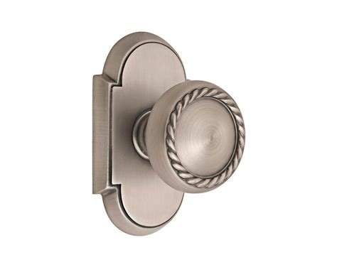 Rope Knobs by Rope Knob American Designer Entry Sets Passage Privacy