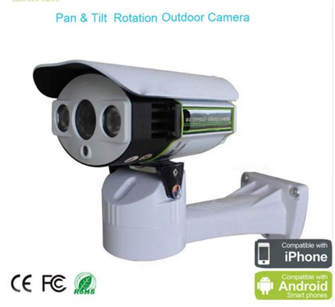 Cctv Murah Ivision Hd Ir Bullet Cctv Il Wr11hd esterna impermeabile mini cctv hd ip ir ptz telecamere bullet con audio per la sorveglianza cctv