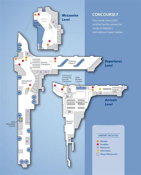 atlanta airport terminal map atlanta airport terminal map search engine at search