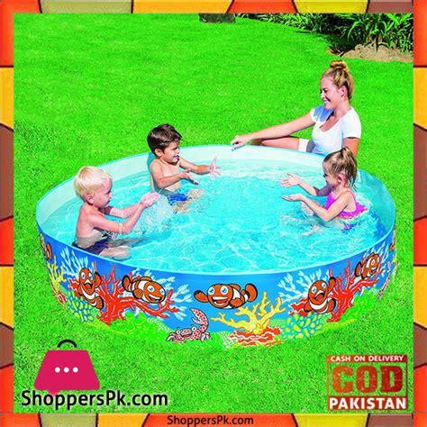 Bestway Fill N Pool 55029 bestway fill n vinyl play pool 6 55030 shoppers pakistan