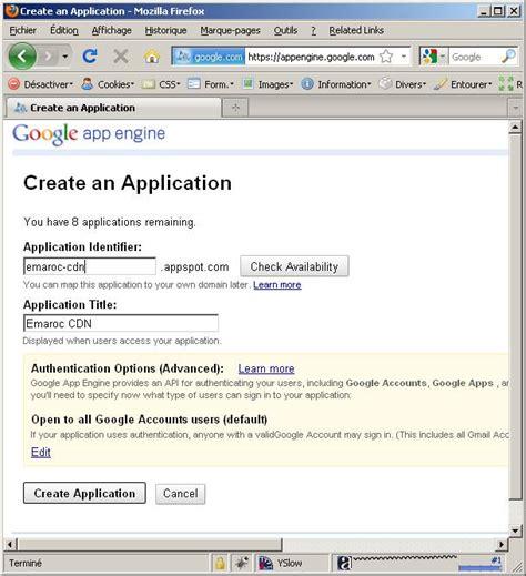 tutorial python google app engine tutorial mettre en place un cdn gratuit pour votre site