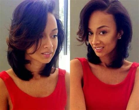 Draya Michele Real Hair Length | 1000 images about draya michele on pinterest cute