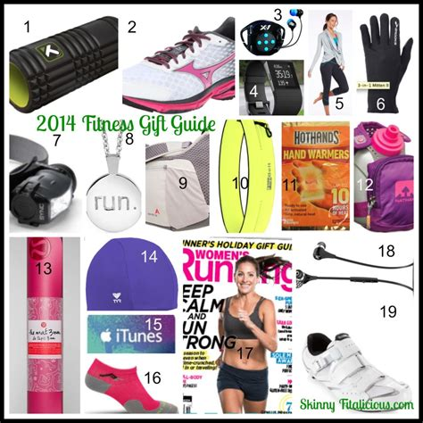 2014 gift guide 19 gifts for the fitness fanatic skinny
