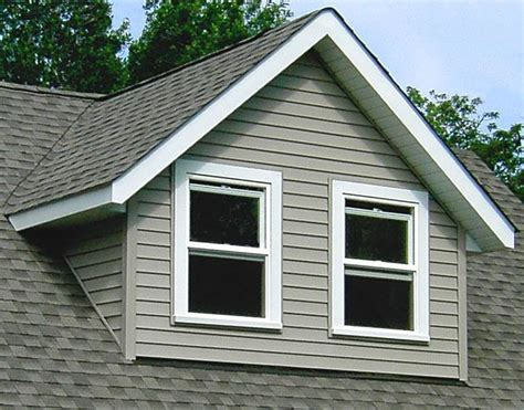 gable dormer these dormers are on gabled roofs with two