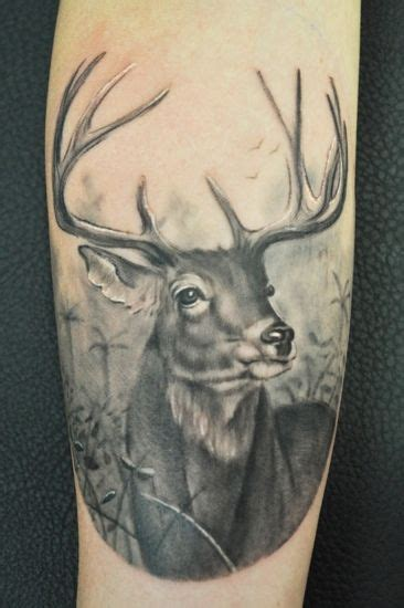 whitetail buck tattoo designs 25 gorgeous deer ideas on watercolor