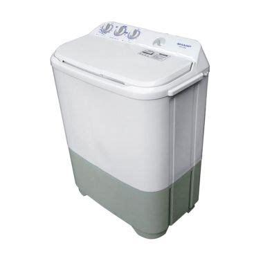 Suku Cadang Mesin Cuci Sharp Jual Sharp Tub Washer Est65mw Putih Mesin Cuci Harga Kualitas Terjamin