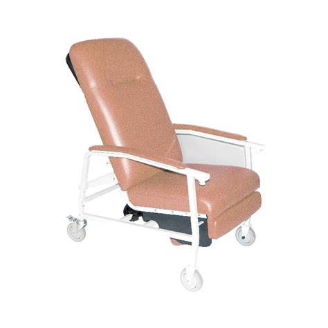 medical chair recliner drive medical 3 position rosewood geri chair recliner