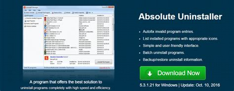 best uninstall programs 10 best uninstaller software for pc users