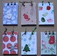 Handmade Notepads - handmade gift ideas and s library 23 true aim