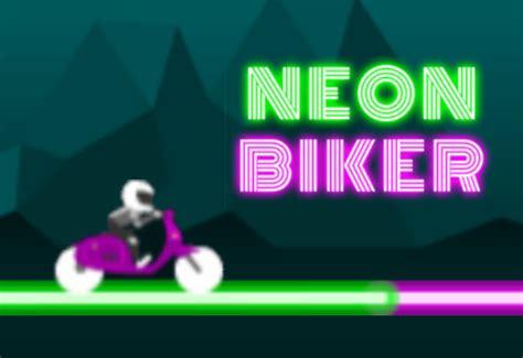 neon sueruecue oyunu motor oyunlari