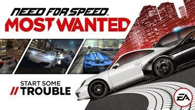 most wanted apk data nfs most wanted 1 0 50 apk data afapps